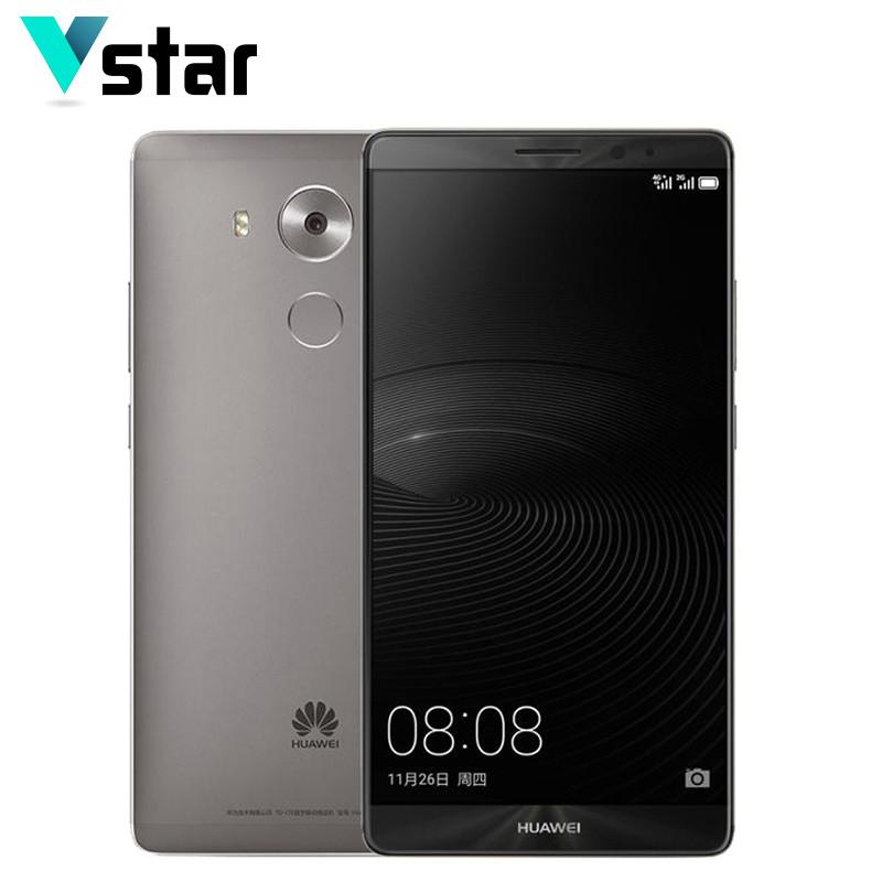 "Original Huawei Mate 8 128GB ROM Mobile Phone 4GB RAM 6.0"" Octa Core Kirin 950 1920*1080 Dual SIM(China (Mainland))"