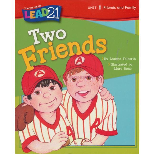 Two Friends, Unit 1, Book 2(China (Mainland))