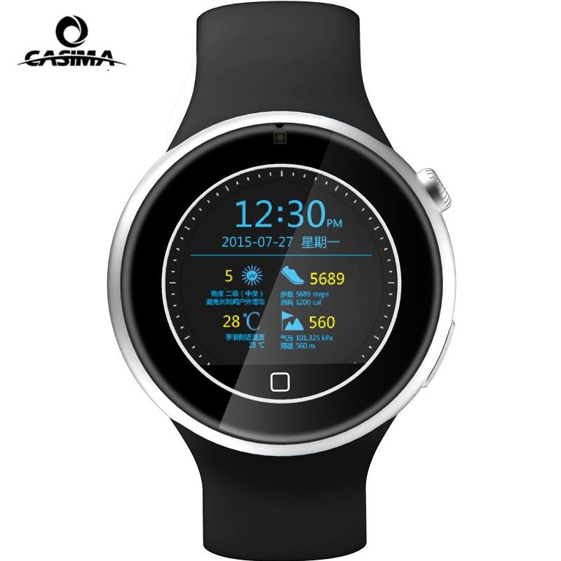 Top brand CASIMA smart watch multi-function sports running Bluetooth intelligent heart rate monitoring fitness tracker watch(China (Mainland))