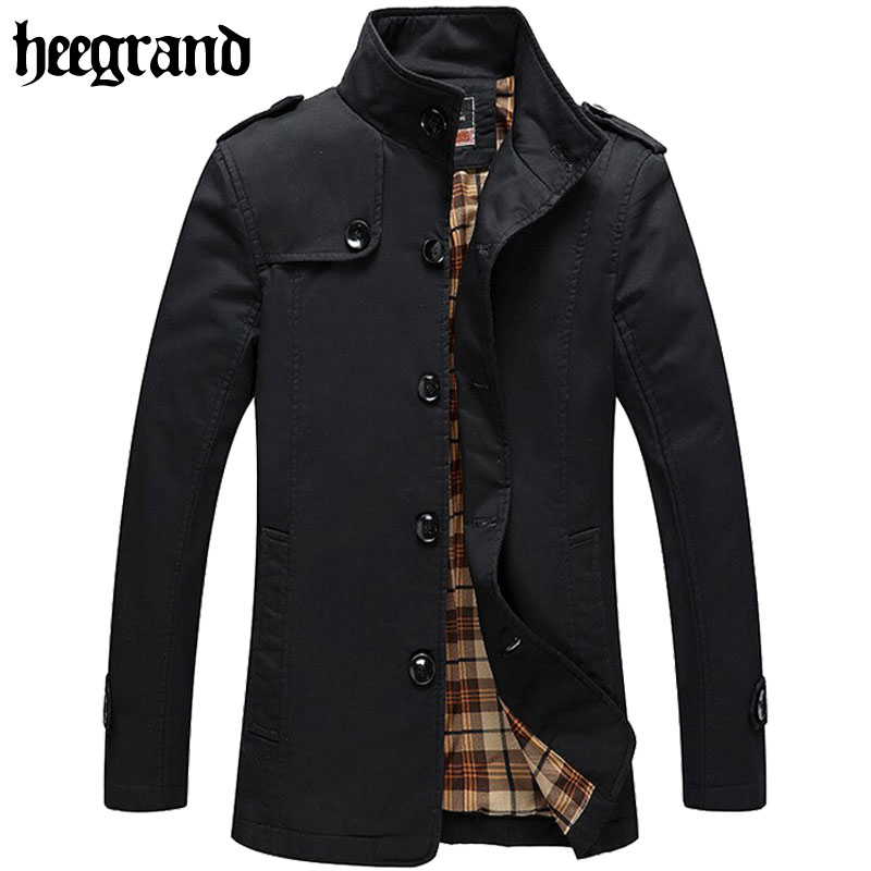 Plus Size 4XL Jackets Men Casual Collar Stand 2015 Gentlemen Style Classical Jacket Coats MWJ1066Одежда и ак�е��уары<br><br><br>Aliexpress