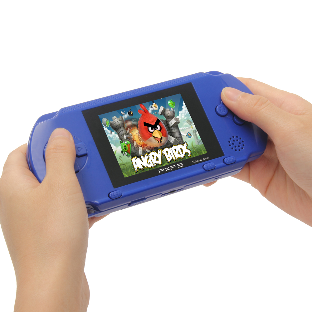 new hot 2 7inch ultra thin portable video game player