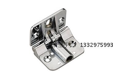 Manufacturers selling 0 degree folding completely closed loose leaf hinge opens 90 degrees can be stuck folding door hinge(China (Mainland))