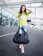 Free shipping 2015 designer waterproof nylon duffle bag women handbags tote sports bag brand big gym