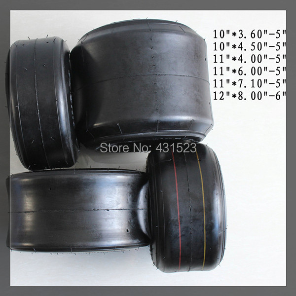 10*3.6-5 kart wheels tyres , cheap atv tires for sale , wholesale tire wheels(China (Mainland))
