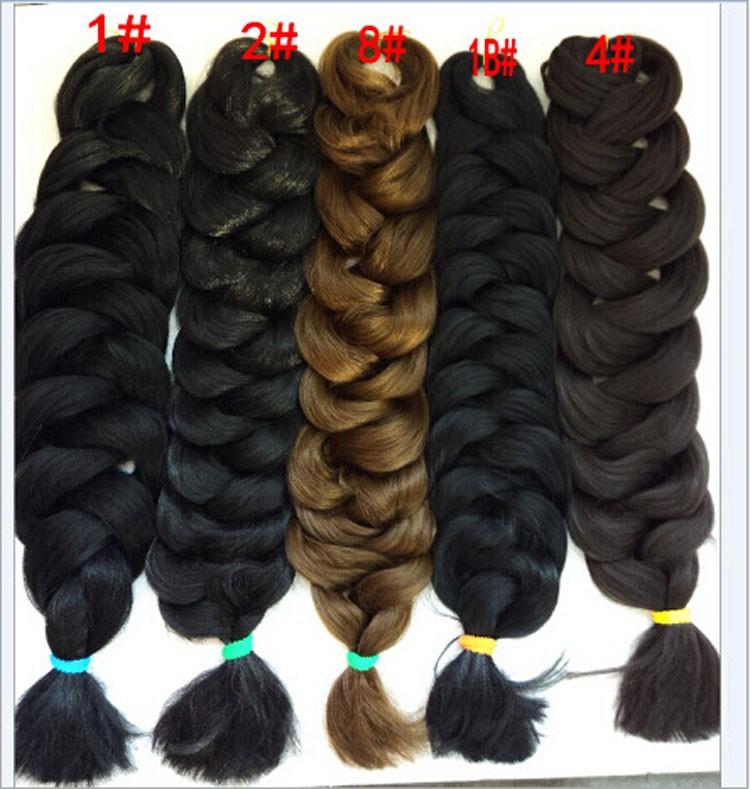 achetez en gros ombre tressage de cheveux kanekalon en