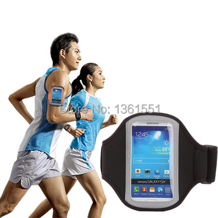 Universal Sport Gym Exercise Phone Running Pouch Cover for iphone5/5s/6th 4.7 arm band For Samsung Galaxy S3/S4/S6(China (Mainland))