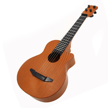 Hot small children's toys guitar simulation can play guitar musical instrument music educational toys 4 colors(China (Mainland))