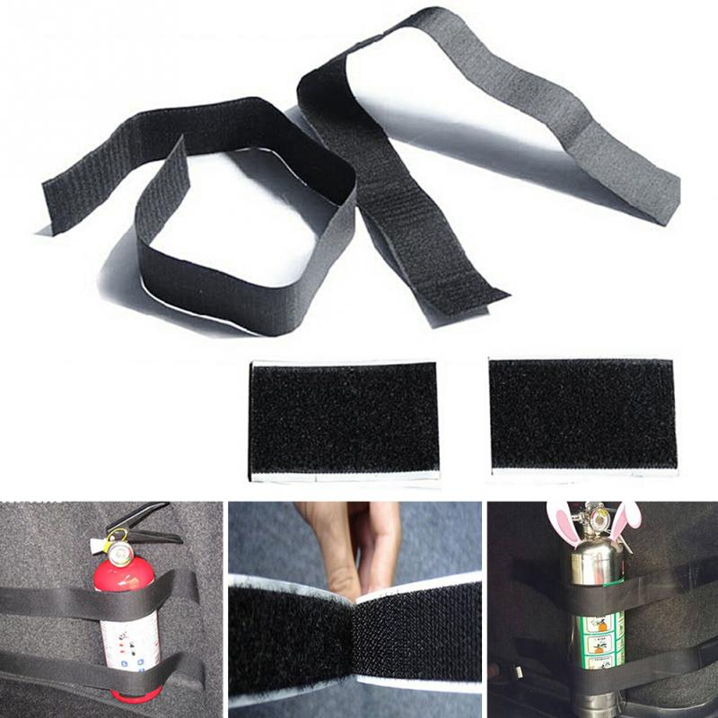 2017 New Car Trunk to receive store content bag storage network for Skoda Fabia Rapid Superb Yeti Fire extinguisher 4pcs/set
