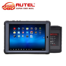 New arrival Autel MaxiSys Mini MS905 Automotive Diagnostic tool and Analysis System Update Online Auto scanner Free shipping(China (Mainland))