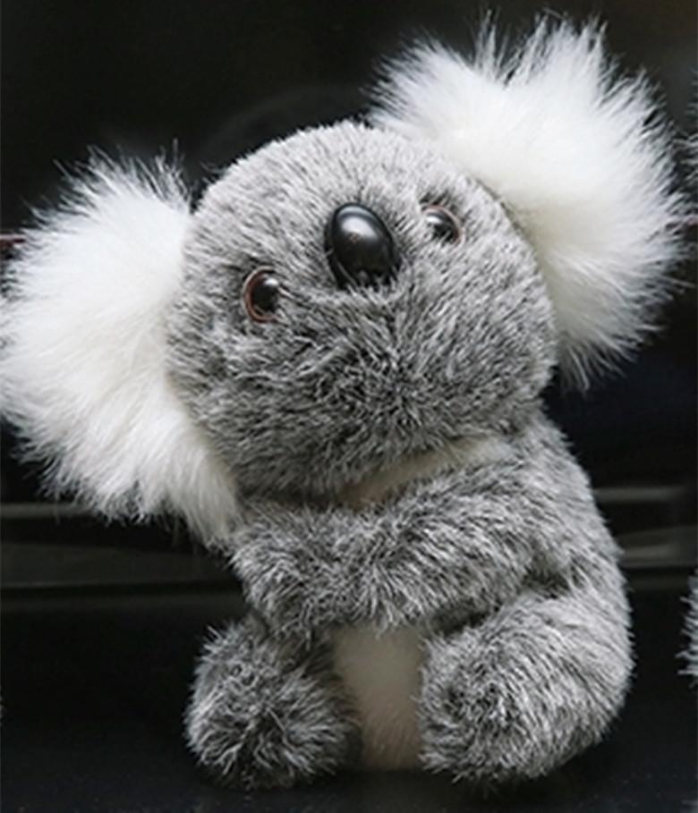 Creative 1pc little forest koalas bear plush doll hold pillow soft novelty children kids stuffed toy baby Gift(China (Mainland))