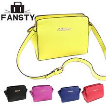 new 2015 famous Brand women messenger bag high fashion crossbody bag designer handbag smiley women's shoulder bags bolosa(China (Mainland))
