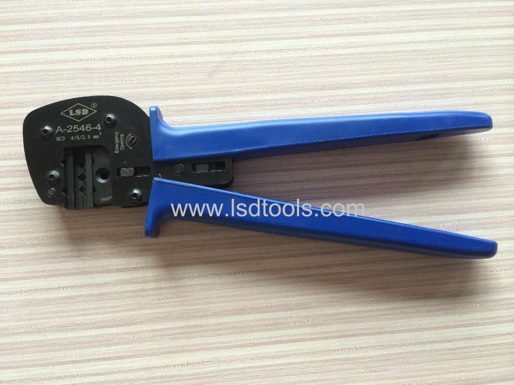 A-2546-4 solar MC3 connector Crimping Tool crimp tool<br><br>Aliexpress