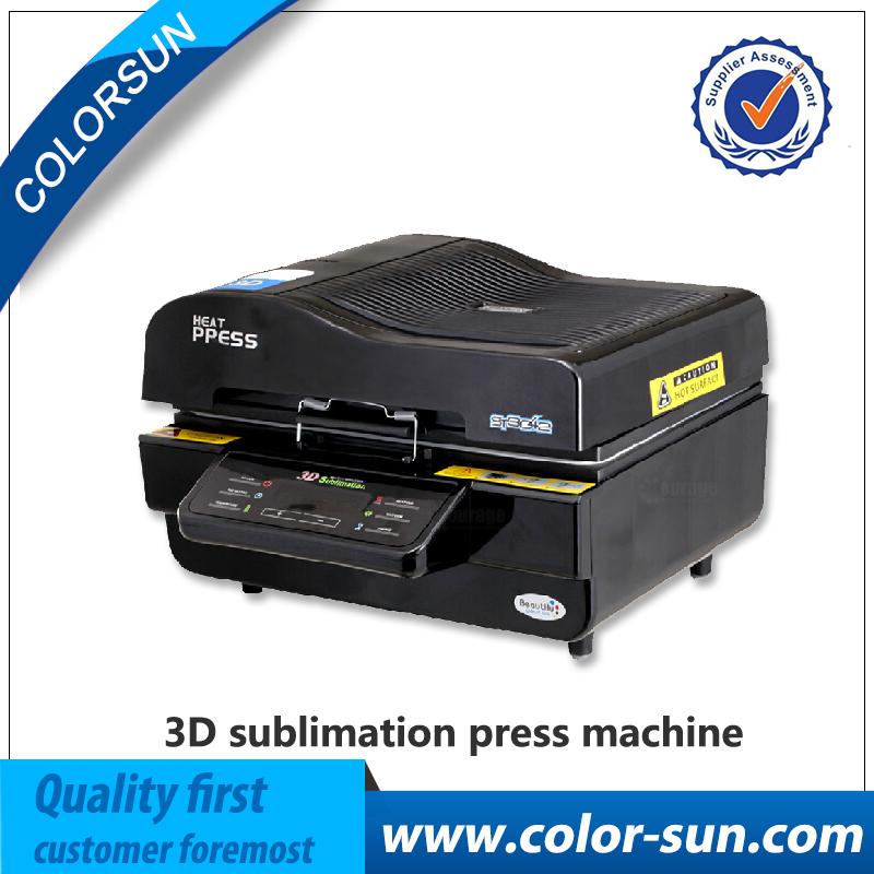3D Sublimation Printer Heat Transfer Printing Machine Heat Press Machine Vacuum sublimation Heat Transfer Printing Machine(China (Mainland))