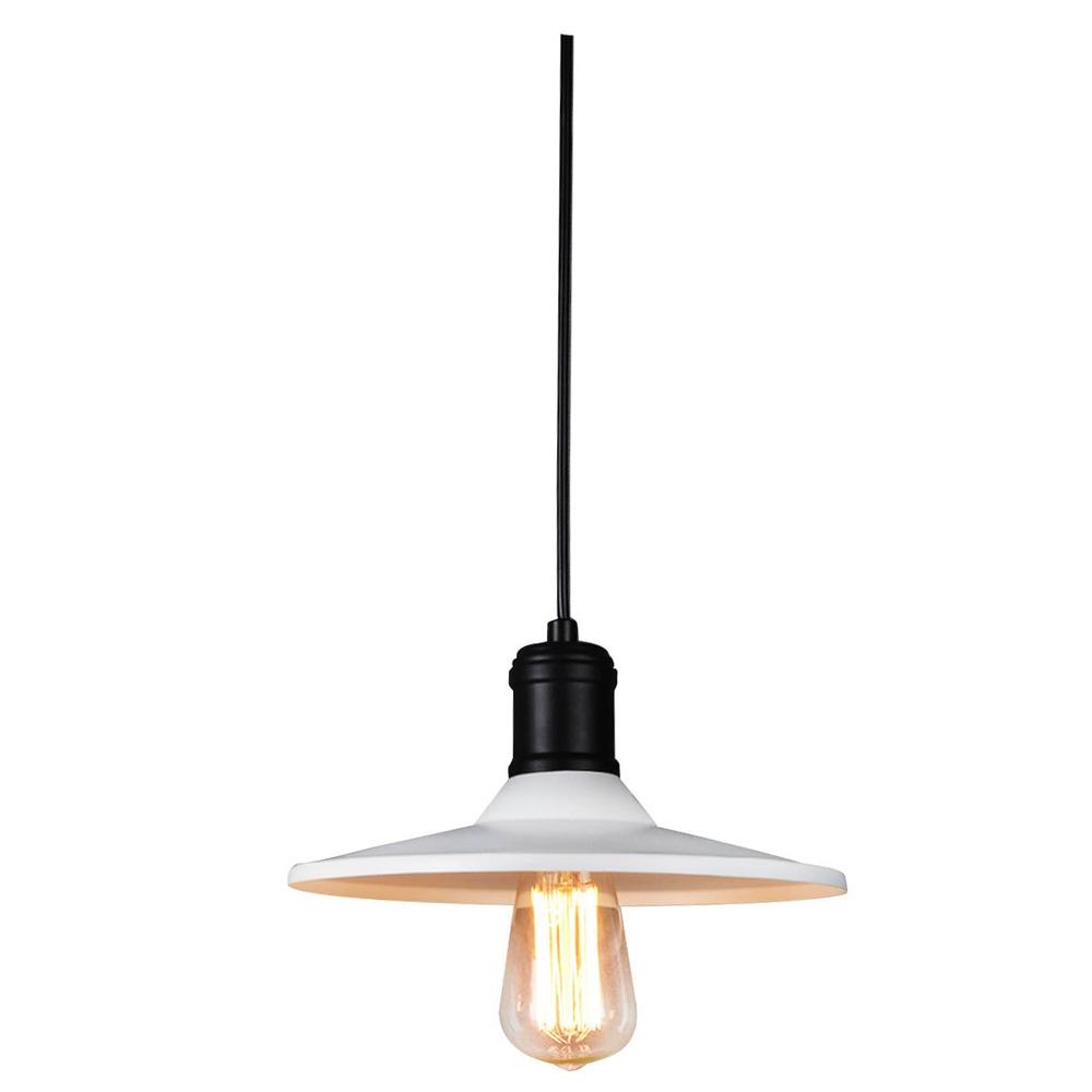 New Modern Metal Pendant Lamp Northern European Bell Shape Pendant Lamp White Home Cafe Dining Room Lighting<br><br>Aliexpress