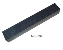 pen blanks in black color/finish, 2*2*13cm, RZ-DS26-BL(China (Mainland))