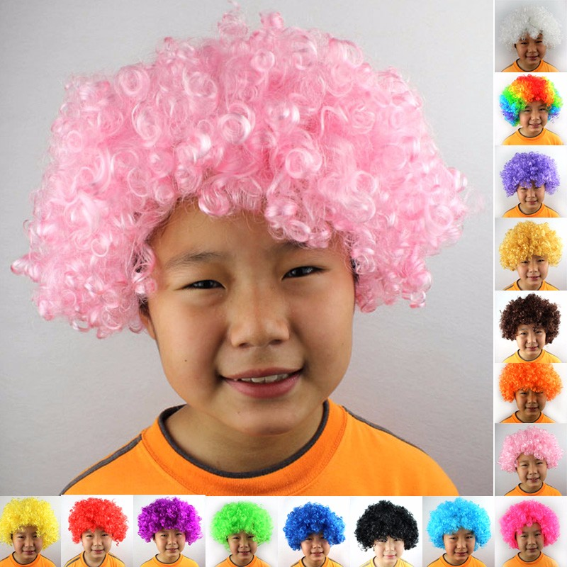 Afro Clown Wig  (24)