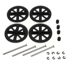 New Parrot AR Drone 2.0 Parts Motor Pinion Gear Shaft Set For RC Quadcopter Parrot AR Drone 2.0 Spare Part