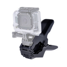 GoPro Accessories Gopro Jaws Flex Clamp Mount for GoPro Hero 4/3+/3/2/SJCAM SJ4000/SJ5000/XIAO YI Camera