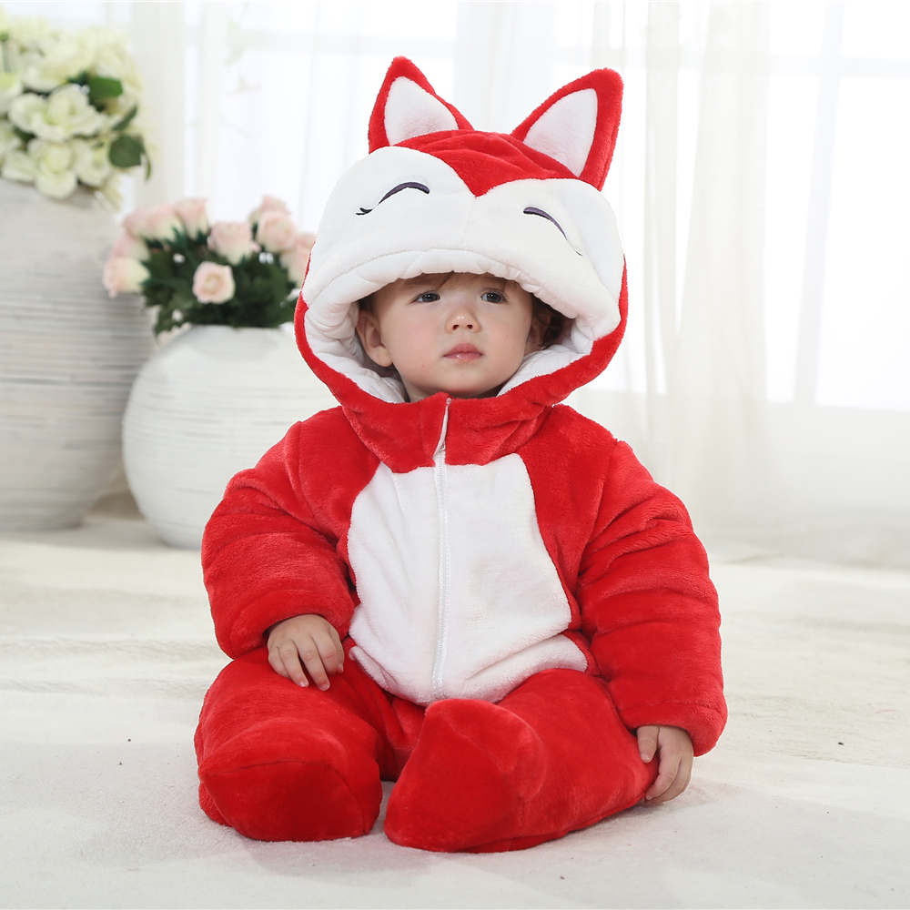 Clothing A Baby