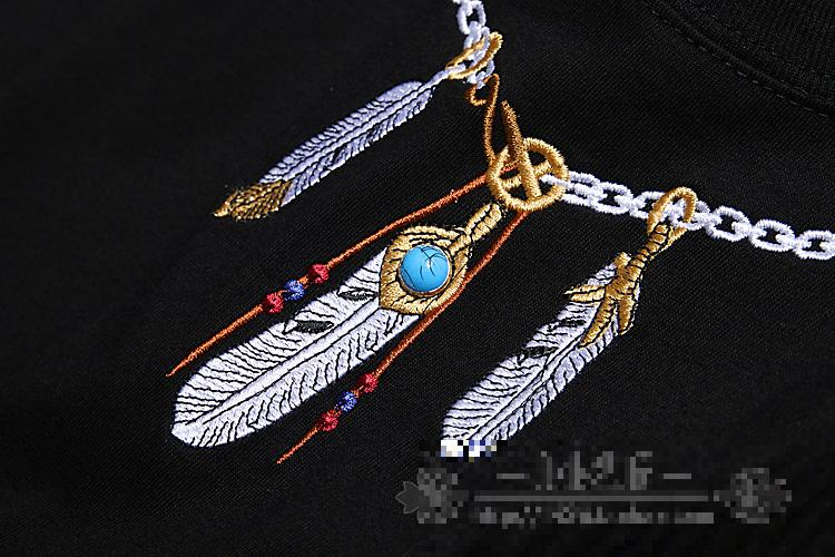 Necklace Brand List Brand Men Feather Necklace