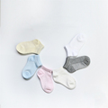 1Pair Baby Children Summer Style Mesh Thin Candy Color Enfants Kids Meias Short Cotton Fox Sock