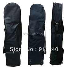 Supply folding travel golf bag covers with wheels(China (Mainland))