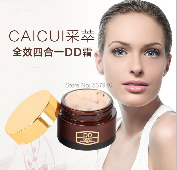CAICUI Transcend BB&CC cream face pore fessional minimize concealer DD cream,moisturizer+brighten Base Makeup ,all skin types(China (Mainland))
