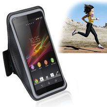 New FOR Xiaomi REDMI 3 Armband Sport Gym Jogging Cycling Running Arm Band Universal High quality Cell Phone Accessory Case 4.9″