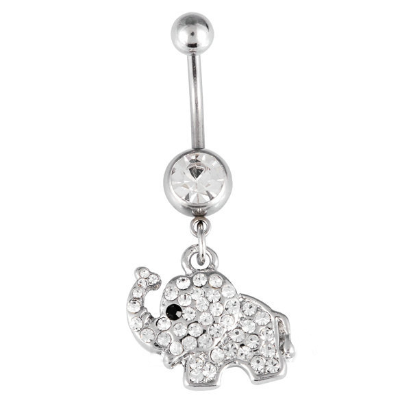 Buy 1pc belly button rings for women body for Belly button jewelry store