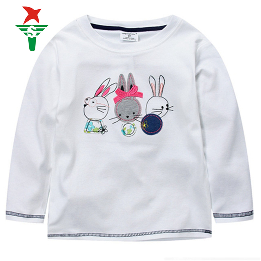 Fashion Children Long sleeves T shirts Cotton Baby Girls Tshirts Nova baby clothing Girls T shirt for nova kids Girls Kids Tops<br><br>Aliexpress