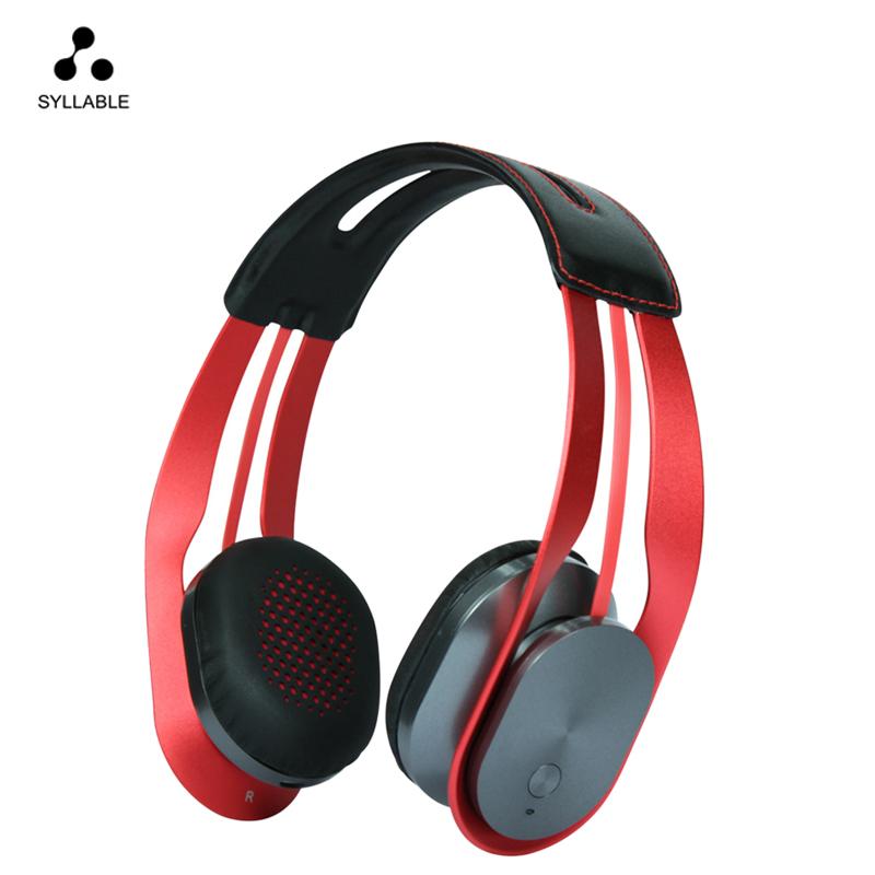 Original Syllable G700 Headphones Stereo Bluetooth 4.0 Headphone 3.5mm HIFI NFC Noise Cancellation Double Microphone Headset(China (Mainland))
