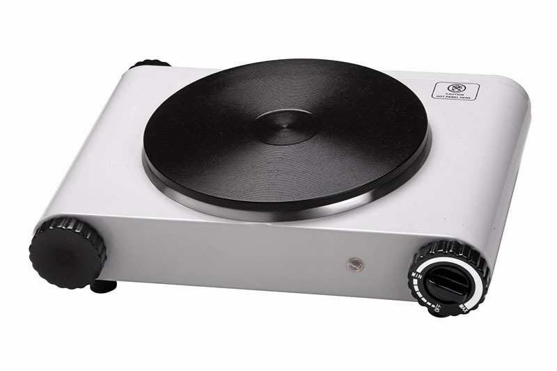 1500W, 220-240V Factory Wholesale Price Painting Stainless Steel Hotplates Electric kitchen appliances Cooking Plate Stove-top(China (Mainland))