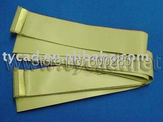 Used - Ribbon cable kit - Cable has 40 pin (F) connectors - 2.0m (6.5ft) long C7770-60267 for the DesignJet 500 510 800 plotter<br><br>Aliexpress