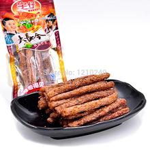 Spicy Bar Dachangjin Chinese Snacks Tasty Food Spicy Gluten Chongqing Specialty 28g