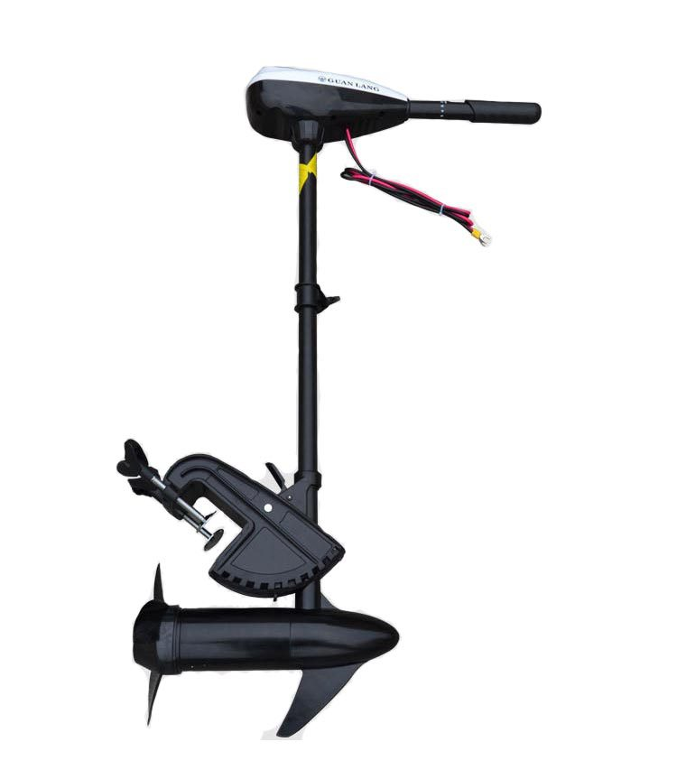 new arrival 2015 electric trolling motor by DC battery, propeller for fishing boat, for inflatable boat,32lbs, 42 lbs, 60lbs(China (Mainland))