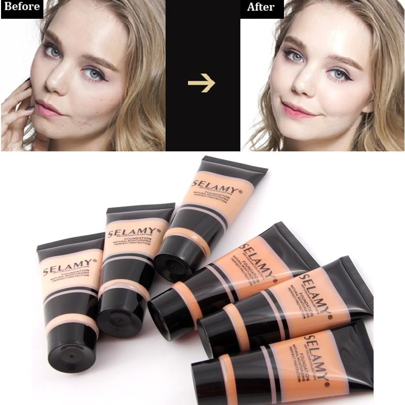 Maquiagem Pro Concealer varas Primer Base de Maquiagem Dermacol Corretivo de controle de óleo Contour ficar líquido Corretivo de longa duração