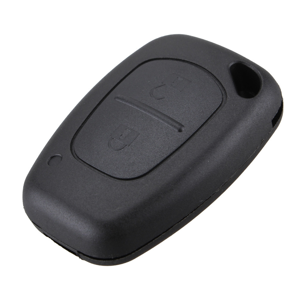 2 Buttons Remote Key Case For Renault Opel Vauxhall for Nissan Vivaro Traffic Primastar(China (Mainland))