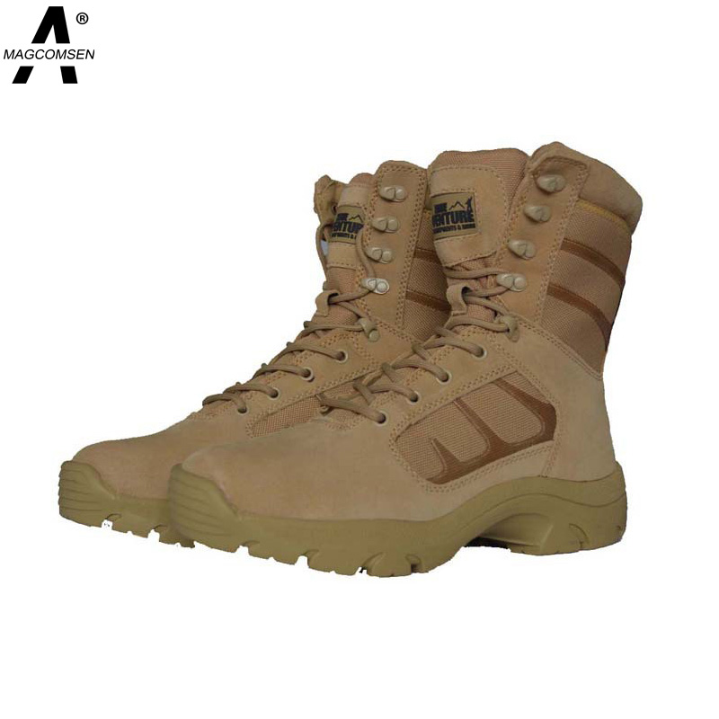 Outdoor Desert Boots U.S. Military Assault Tactical Boots Breathable Men Outdoor Travel Hiking Shoes Botas Tacticas AG-JMHW-06(China (Mainland))