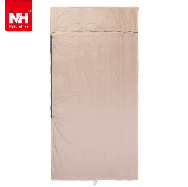 Sleeping Bag Liner Pure Cotton Outdoor Camping Single Sleeping Bag Liner(China (Mainland))