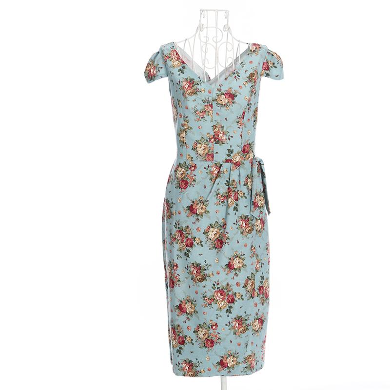 1950 s clothing pinup dress pencil sleeve