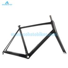 Buy Carbon Bike Frame 700C Road Bicycle Frame T800 China Bike BSA/BB30 Free UD Matte for $349.00 in AliExpress store