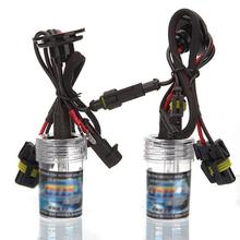Nuovo hotsale promozione lot de 2 h7 fiale phare codice auto  Voiture feux lumiere hid xenon 35 w led 8000 k 12 v lampadine lampe(China (Mainland))