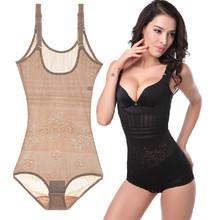 Plus Size Sexy Women Bodysuits Slimming Bodysuit Body Shaper Magic Underbust Adjustable Straps Tummy Waist Cinchers Shaper(China (Mainland))