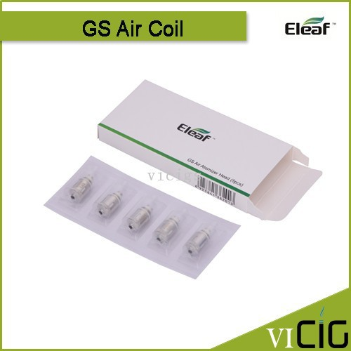 2015 Eleaf Ismoka 1,2 Ismoka CoilSuit 50pcs/lot GS Air Coil