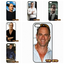 LG L70 L90 K10 Google Nexus 4 5 6 6P 5X G2 G3 G4 G5 Mini G3S Christopher Meloni Perfect Men Plastic Black Phone Cover Case - The End Cases Store store