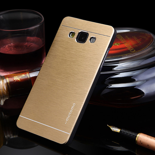 PC + Aluminum Metal Case Samsung Galaxy J2 J1 J3 J7 Ace A3 A5 A7 Grand Prime G530 Protective Shell Phone Bag Back Cover  -  Hong Kong ePack Trading Inc. store