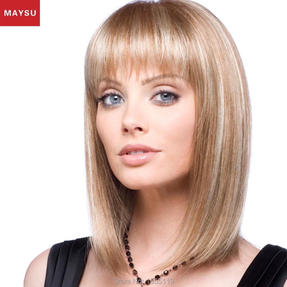 Фото женских причесок средние волосы