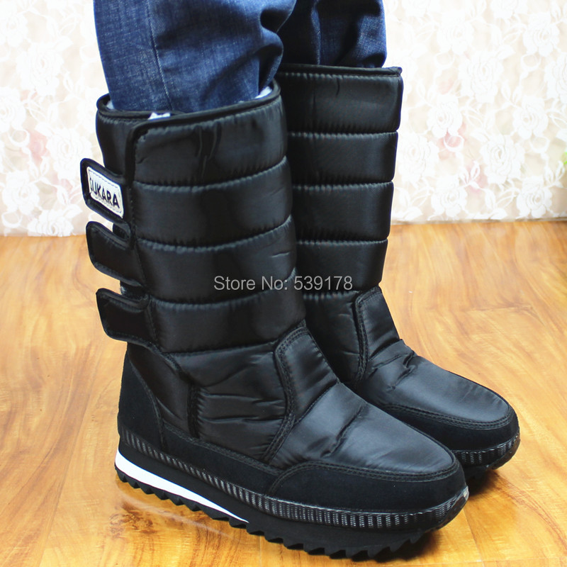 Mens Wide Snow Boots - Cr Boot