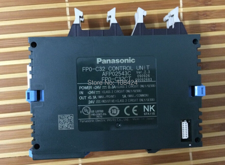 FP0-C32CT AFP02543C PLC Control Unit USED Tested Good<br><br>Aliexpress
