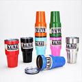 YETI Tumbler Cups 30 20 12OZ Mug 304 Bilayer Stainless Steel Large Capacity Insulation Cup Vehicle